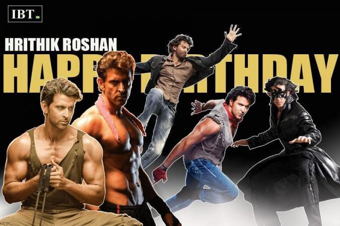 Happy Birthday .... Hrithik Roshan