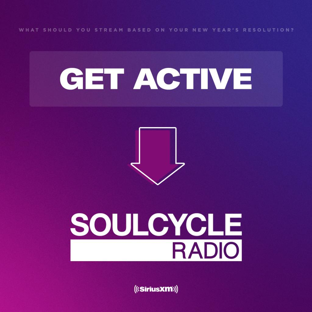 Listen to @soulcycle Radio: siriusxm.us/soulcycleTW