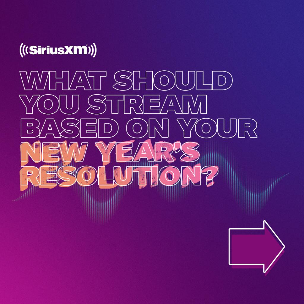 Let us know what you'll be streaming this year. 🎧