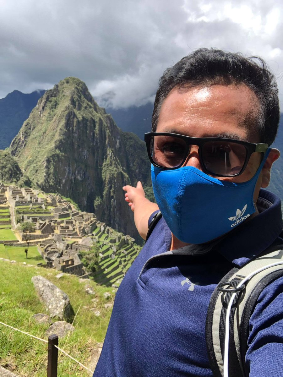 Reminder, we now have even *more* #LiveVirtualTours with in what is becoming one of our most popular countries, #Peru🇵🇪!   You can still see the world, with friends and family, from home.  👉