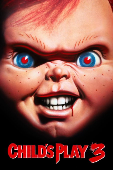 Now posted for early viewing on our Patreon, it's The Cinema Snob episode on Child's Play 3!  https://t