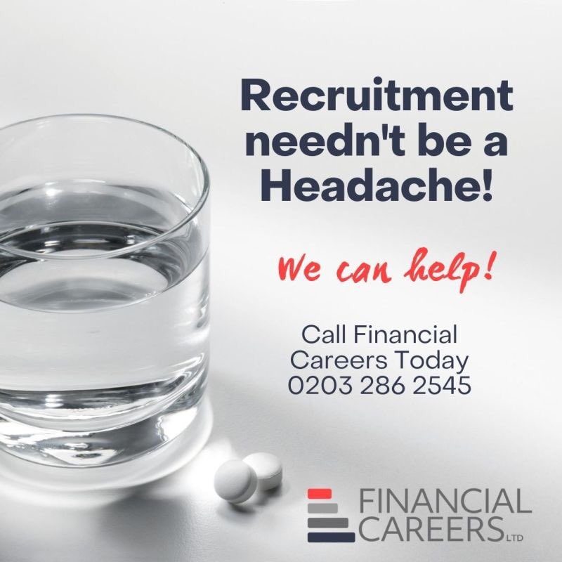 @TheoPaphitis Hi Theo Financial Careers is a specialist recruitment business. We set up in March last year right at the start of Lockdown. It's been tough but we're growing fast, placing financial services professionals across the UK into permanent and contract positions. #sbs