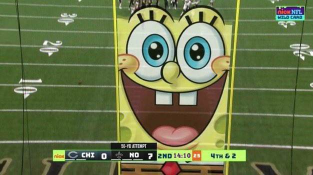 @barstoolsports's photo on Spongebob