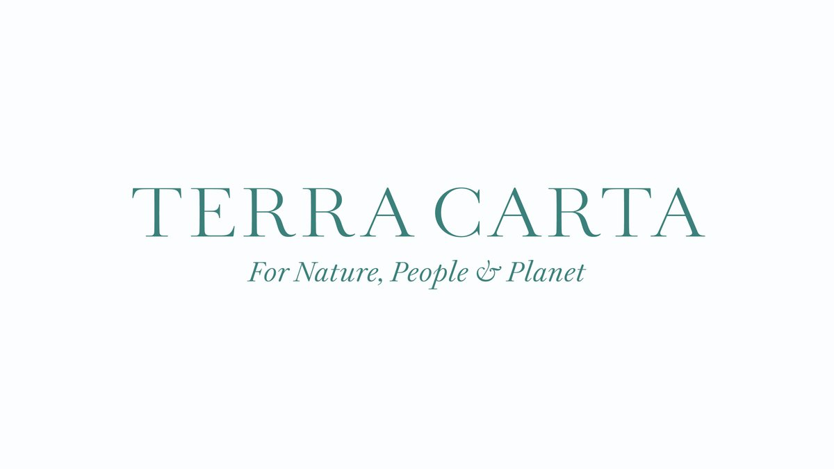 Tomorrow HRH The Prince of Wales will unveil the #TerraCarta at the @oneplanetsummit, signifying a momentous step in the #SMI's mission to lead and accelerate the world's transition to a sustainable future. https://t.co/FfJr1QTNQ2