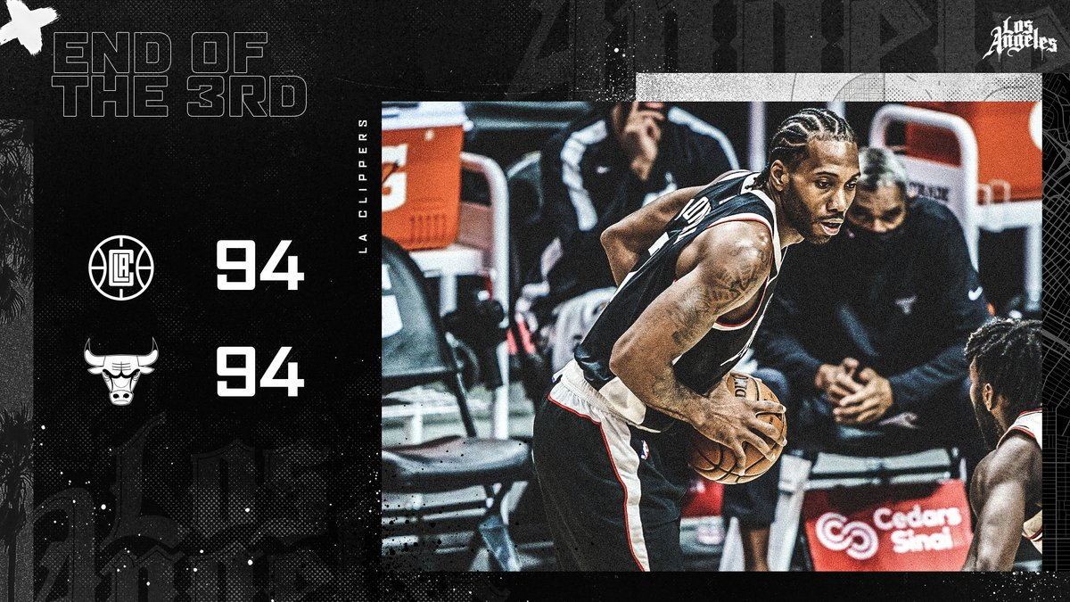 All tied with 12 left.  📺 @FoxSportsWest  📻 @AM570LASports, @TuLigaRadio https://t.co/AOBJs8TQz3