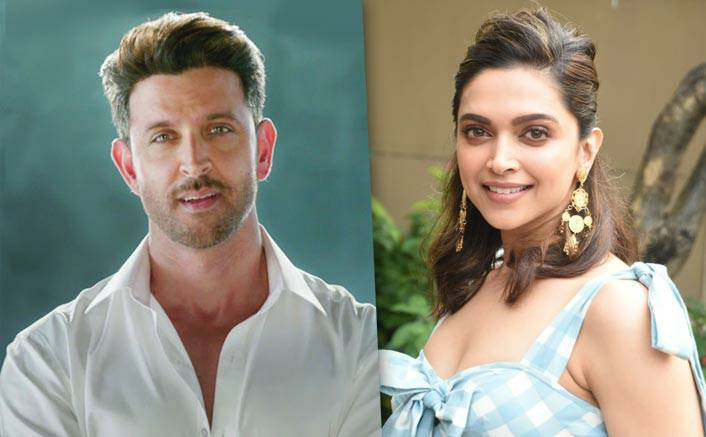 #HrithikRoshan & #DeepikaPadukone teamed up for the first time for director #SiddharthAnand's next, titled #Fighter. 30 Sept 2022 release, produced by Siddharth's production house #Marflix. #Fighter marks the third collaboration of Hrithik with Siddharth after #BangBang & #War.