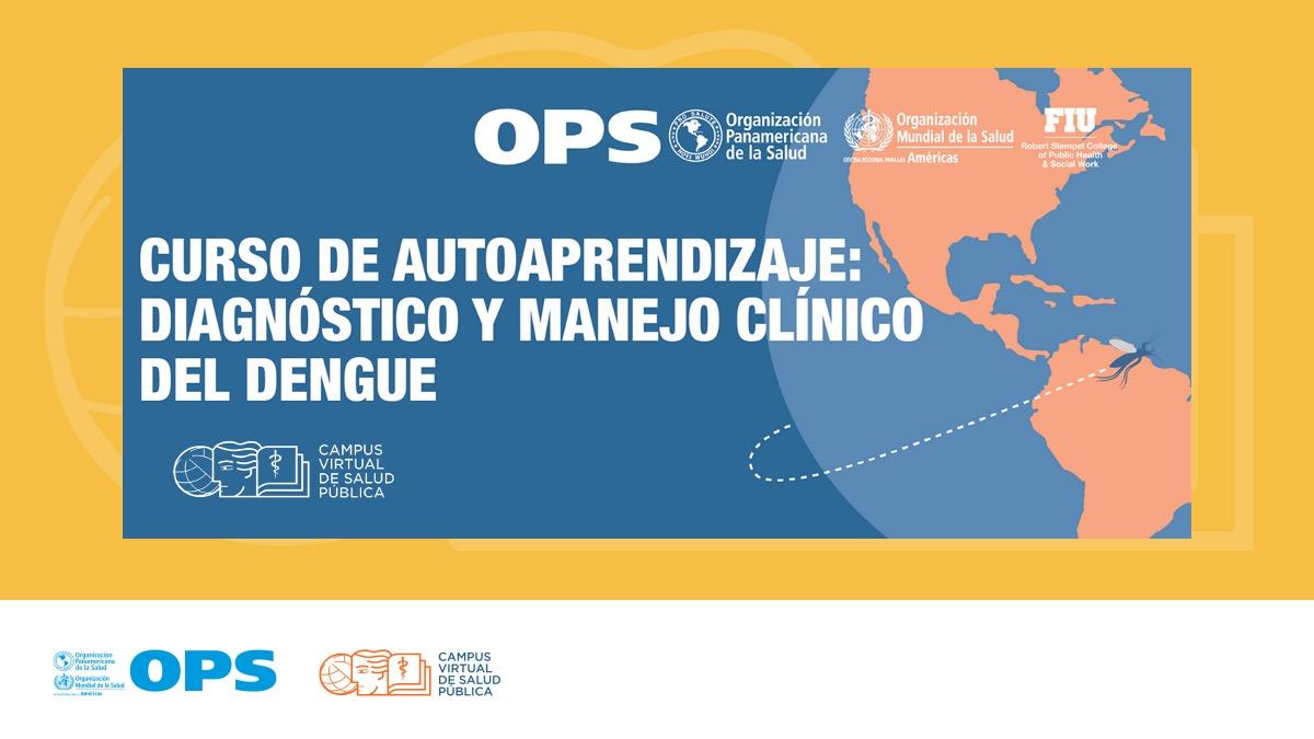 👉🏿  ¿Conoces el curso sobre Diagnóstico y manejo clínico del dengue?  ✅ Aprende sobre la epidemiología del dengue, definición de caso, clasificación de gravedad y recomendaciones para el tratamiento de la enfermedad.   ➕ INFO: