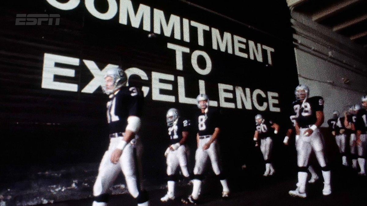 Get ready Raider Nation 🍿  Al Davis vs. The NFL premieres on February 4th.