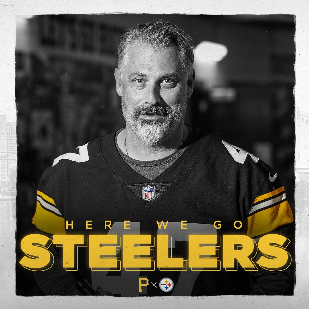 Replying to @derekshelton: Good luck to @CoachTomlin and the @steelers!  #HereWeGo