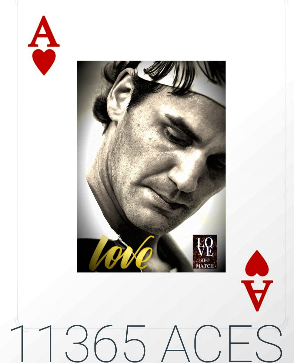 Federer career ace tally is more than the combined sum of his fierce rivals Rafael Nadal and Novak Djokovic. Yes, you heard right; the Swiss has hit 11,365acesso far more than Djokovic (5,722) and Nadal (3540) have together for 9,262 as of May 31, 2020