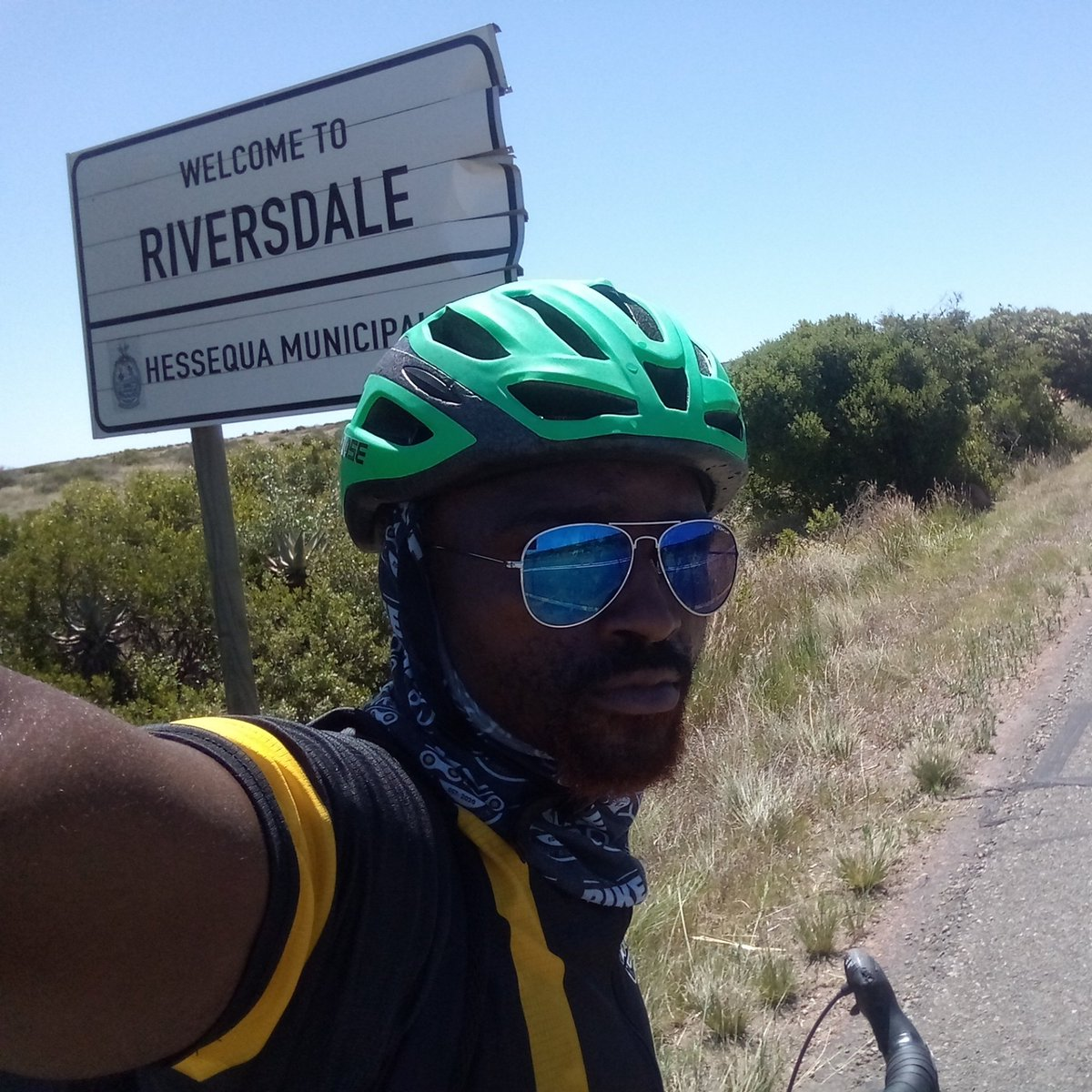 I got to explore SA on my bicycle. 5 Provinces OVER 2450KM and I am still unpacking my experience. It may not be on a bicycle Mara your journey of healing with open you up to the universe. Take a trip into yourself #rideagainstGBV #16DaysOfActivism