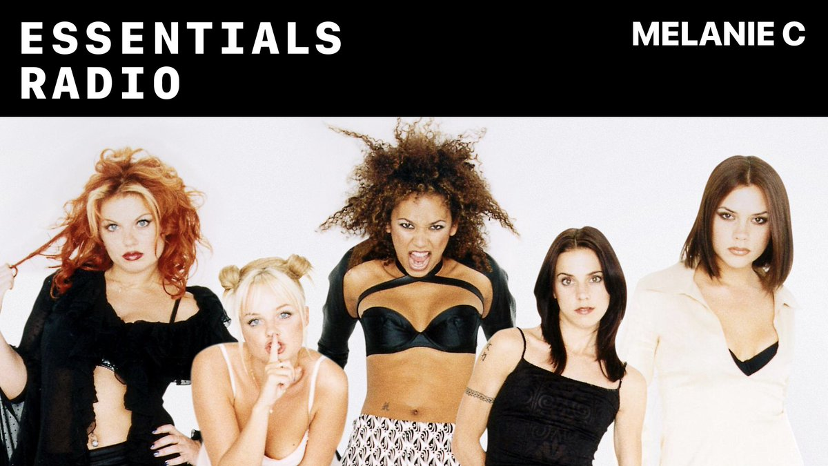 Catch @MelanieCmusic on #Essentials Radio talking @spicegirls biggest hits, solo successes, and of course, friendship.  on @AppleMusic