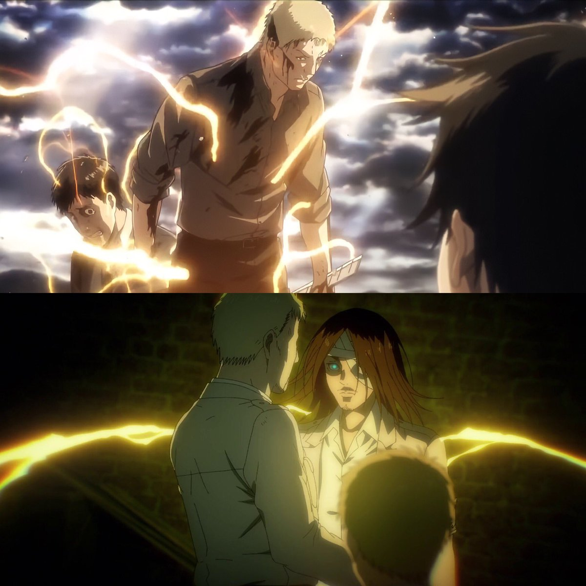 Attack on Titan The Final Season 4 years later... 🌪🔁