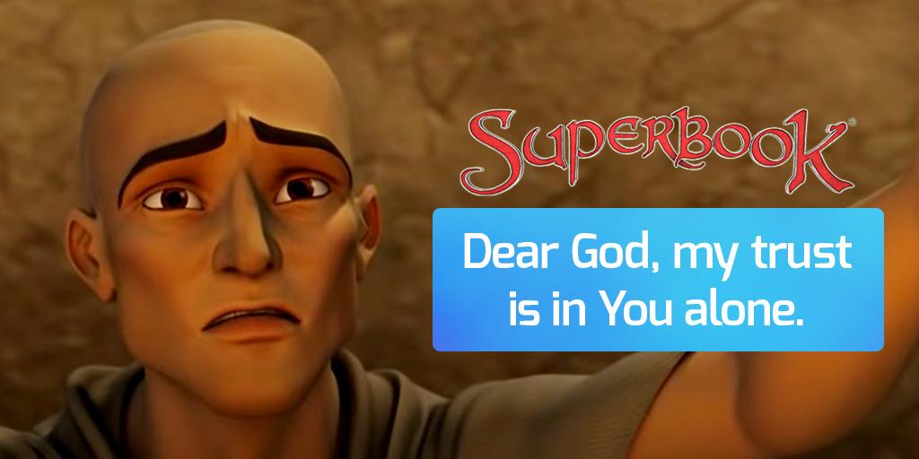 Replying to @SuperbookTV: Where do you put your trust? 🧐