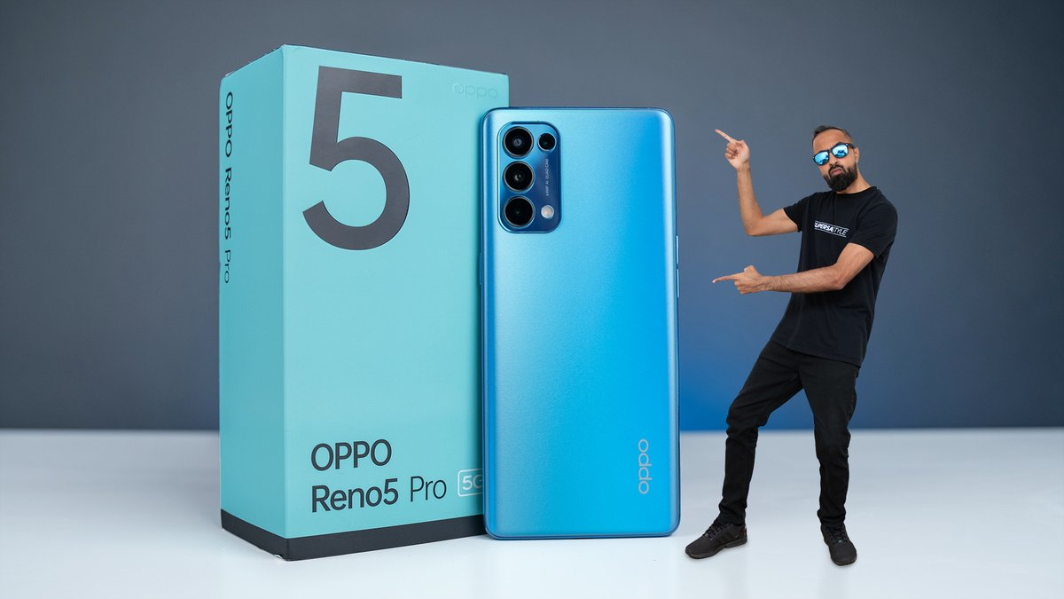 NEW VIDEO: OPPO Reno5 Pro 5G Unboxing & Giveaway 😯 ►►►   #OPPO #OPPOReno5Pro #VideographyExpert #Partner
