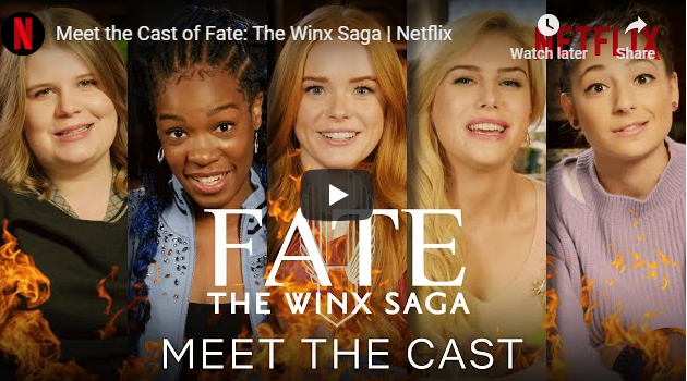 Meet the cast of Fate: The Winx Saga (release date-22 Jan) #Netflix  #netflixuk #netflixandchill  #NetflixReviewTH  #netflixindia  #Navalny  #BigBoss14  #carryminati  #Vardan