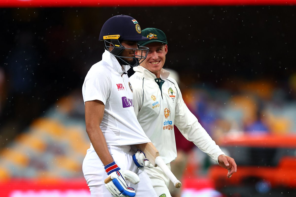 The stage is set for a grandstand finish in this Vodafone Test Series!  Entry to day five at the Gabba will be via a donation to @MovemberAUS, with tickets available for redemption at  #AUSvIND