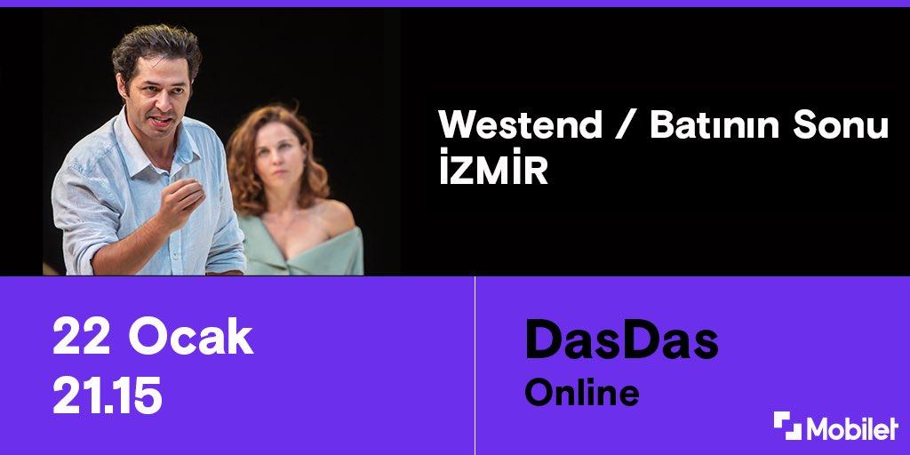 Pandora'nın kutusunu açmaya hazır mısınız? Westend DasDas Online ile İzmir'e geliyor!🎉  #izmir @dasdasistanbul