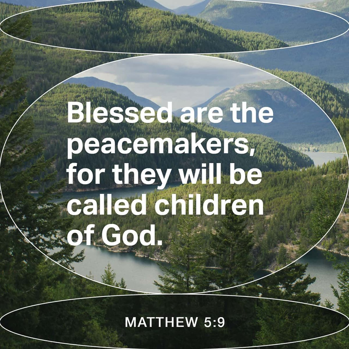 Blessed are the peacemakers, For they shall be called sons of God. Matthew 5:9 NKJV  #bible #quotes #verseoftheday #HonestyMissions #honestymusic #honestyentertainment #goodnews #loveofGod #Rhema in