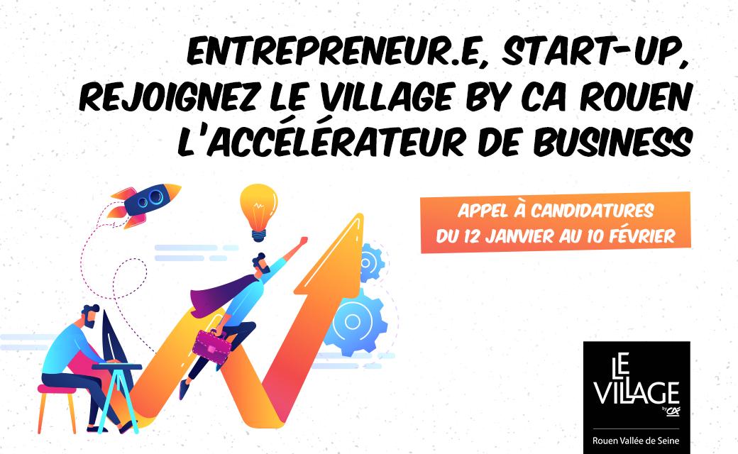 [Appel à candidatures] Jusqu'au 10/02/2021, les #startup et #entrepreneurs normands sont invités à soumettre leur candidature pour intégrer la nouvelle…