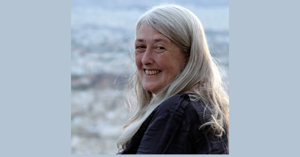 """We can't really think of many people to get Inside Culture with than Mary Beard. Here she chats with our Hannah about why succession is always a fraught and dangerous time, how society deals with """"the losers"""" and the latest series of her BBC show. https://t.co/GVFqmQEh0U https://t.co/EhJx71yDDM"""