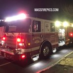 Image for the Tweet beginning: Brockton Ma. new Engine-5 @