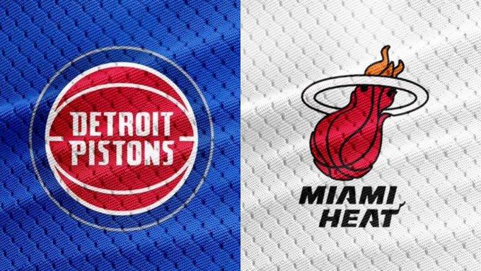 【NBA直播】2021.1.19 04:00-活塞 VS 熱火 Detroit Pistons VS Miami Heat LIVE