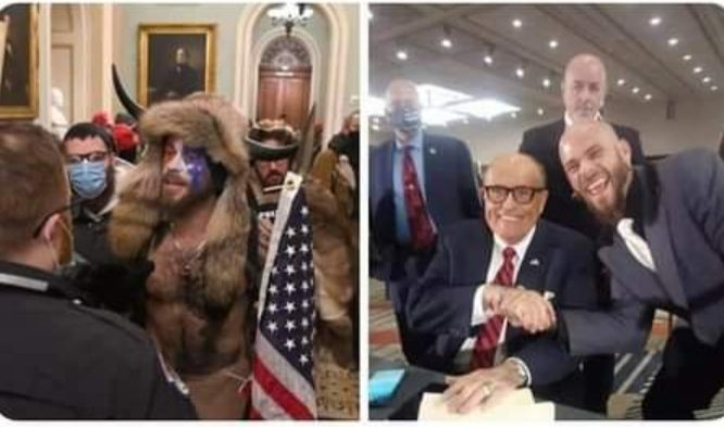 Please DISBAR #RudyGiuliani  He is dealing with the #Terrorists!!!  @funder  Scott - did you see this picture??!!!