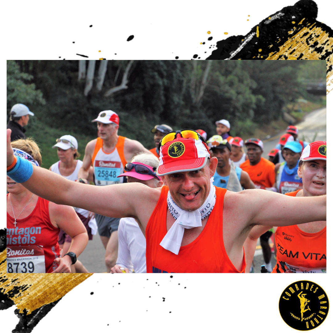 This is our Monday face! 😋😁😋 #MondayMood #MarvelousMonday @ComradesRace https://t.co/xWrEzWgPFH
