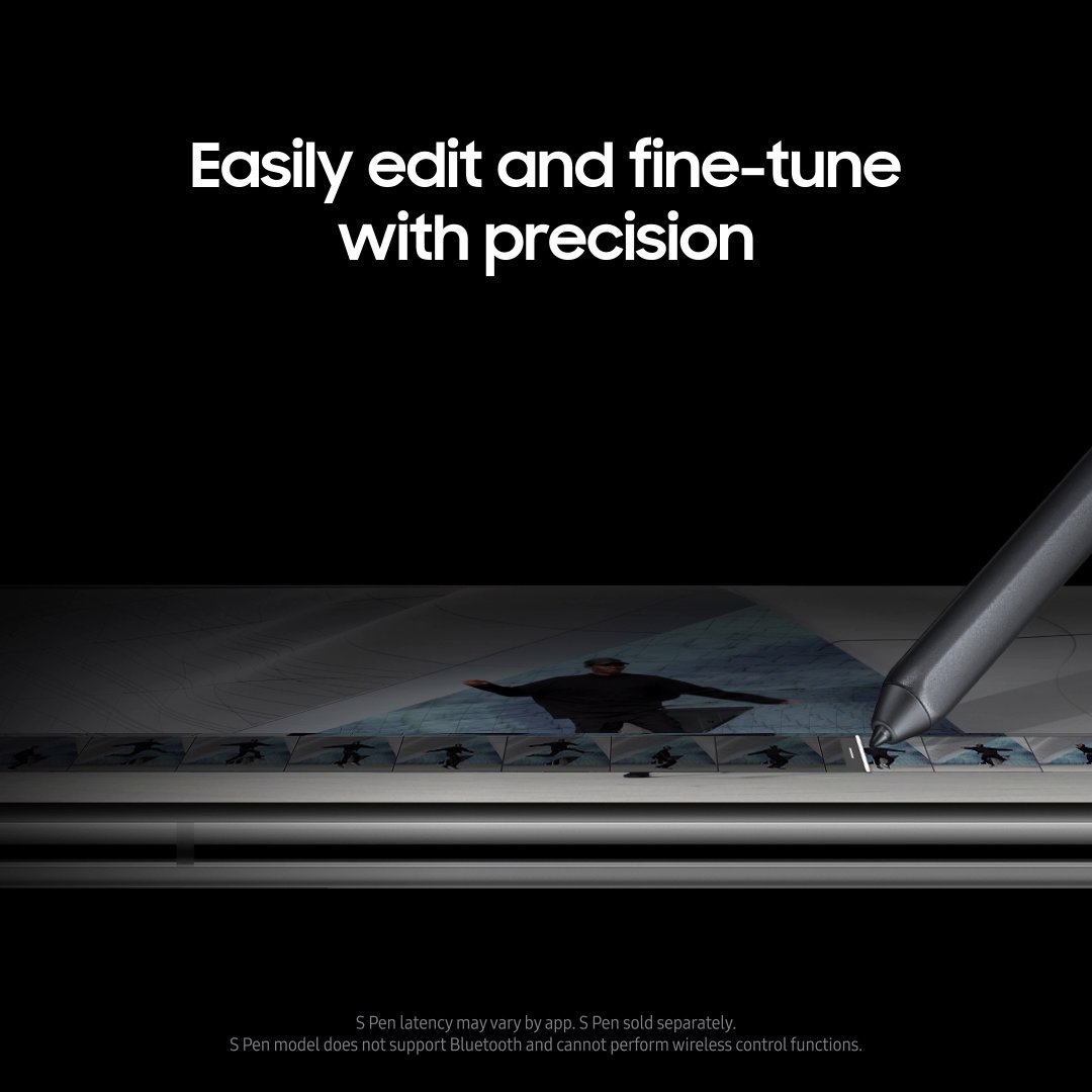 The first S Pen for the Galaxy S series. #GalaxyS21Ultra 5G (Ready)! Pre-order to get benefits of ₹20000.  T&C Apply. #Samsung