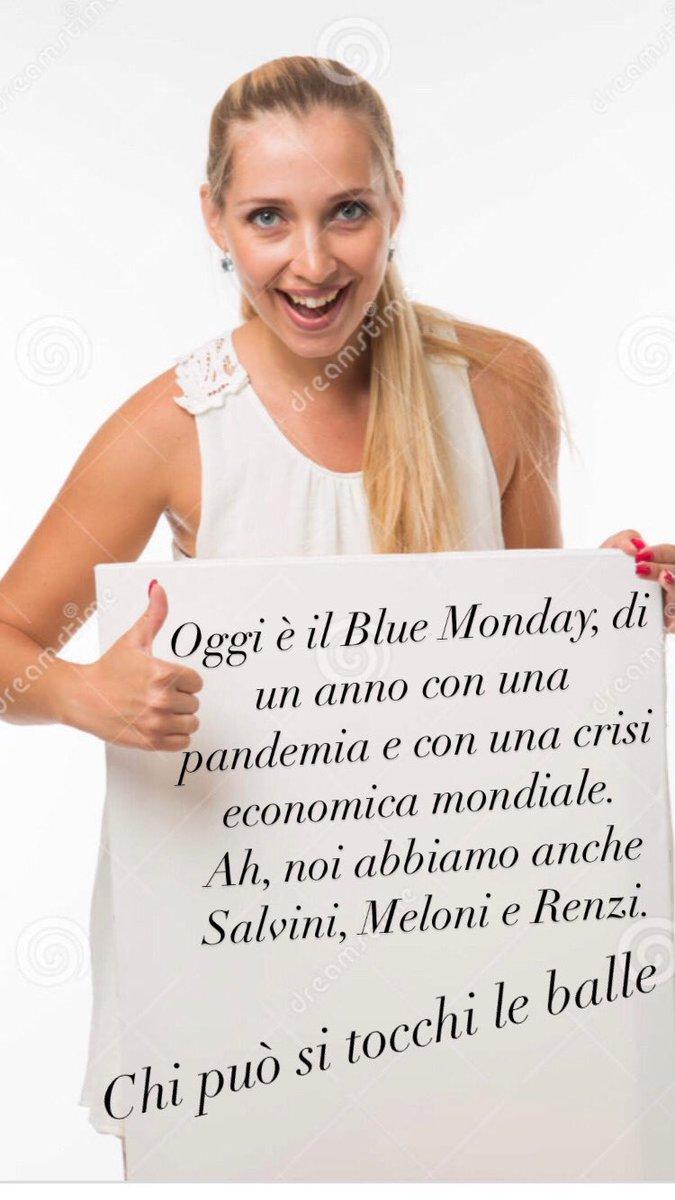#BlueMonday