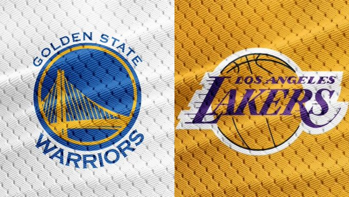 【NBA直播】2021.1.19 11:00-勇士 VS 湖人 Golden State Warriors VS Los Angeles Lakers LIVE
