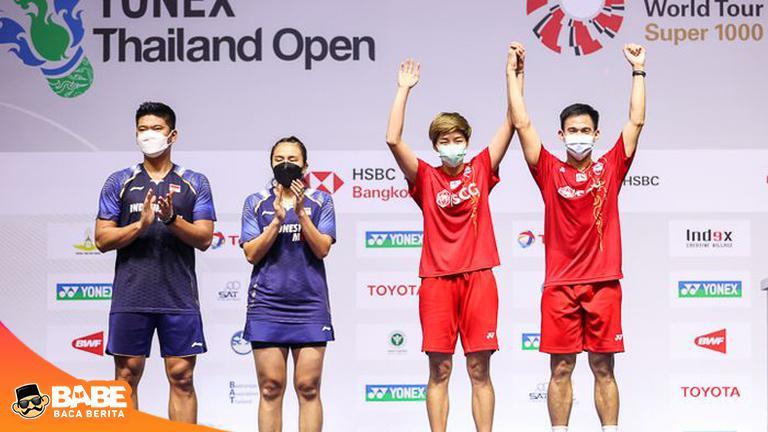 Meski Gagal Juara, Praveen/Melati Dapat Hadiah Melimpah di Thailand Open 2021 #bulutangkis #Thailand #Toyota #BWF https://t.co/JaCmpM12W0 https://t.co/XiMwELUZCM