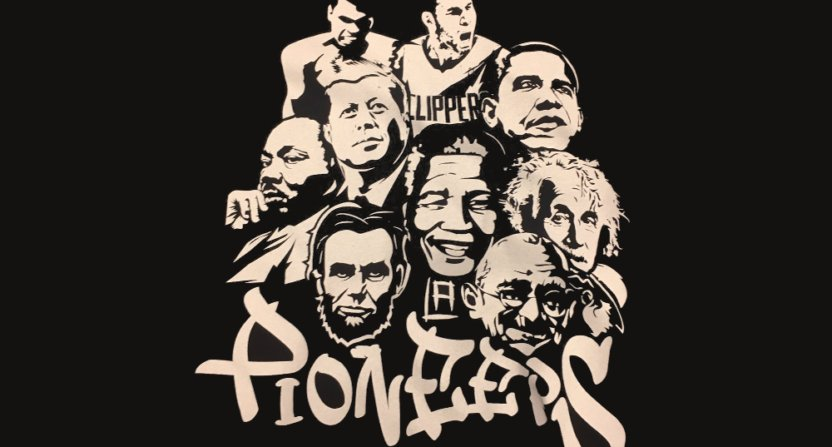 The Clippers have a wild perspective on civil rights history. #NeverForget