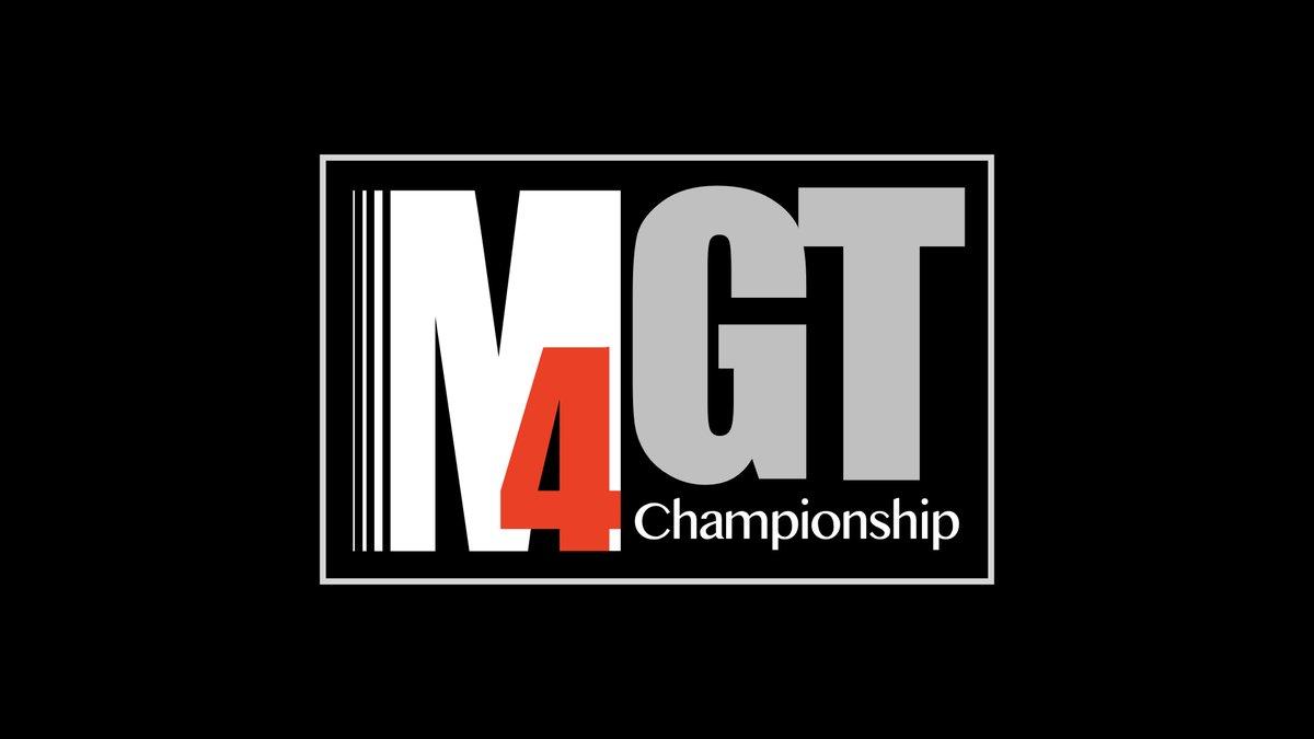 大会のロゴ的なものを作りました。#ミニ四駆GTカー選手権