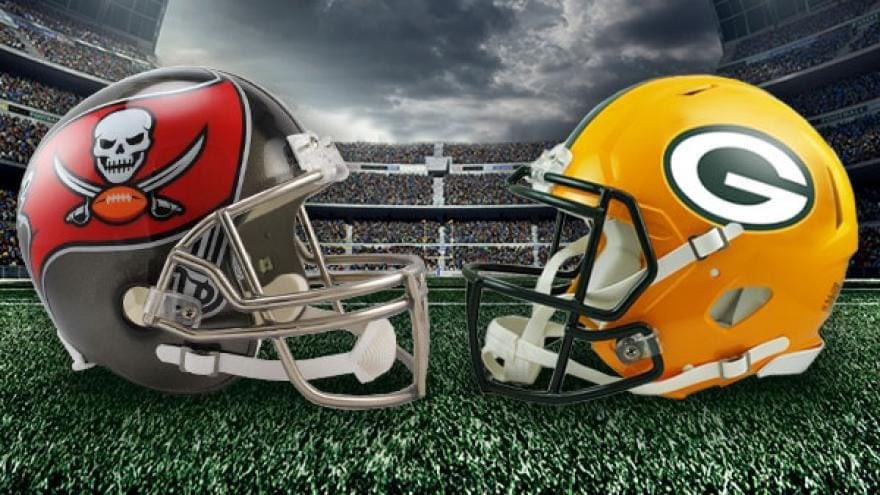 Next stop: #GreenBay.    Bring on the #Packers 🏈   #GoBucs  #RaiseTheFlags #TBvsNO #TBvsGB #NFL  #NFCChampionshipGame #Buccaneers