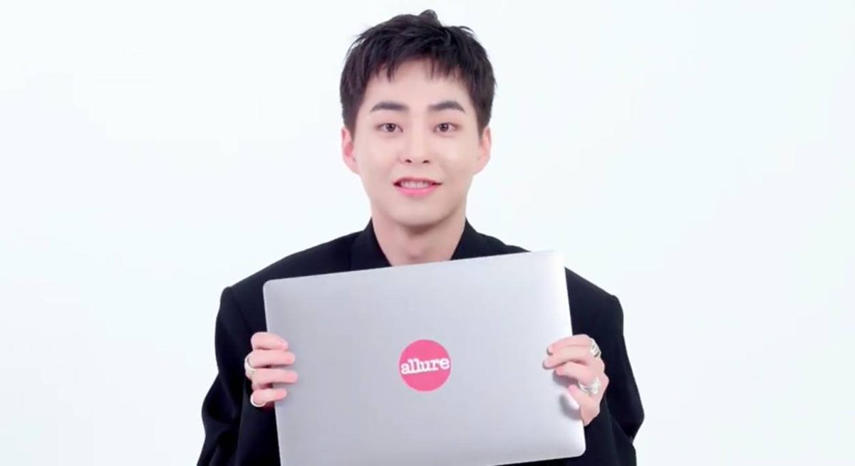 Replying to @HourlyXiuminn: #시우민 #XIUMIN @weareoneEXO