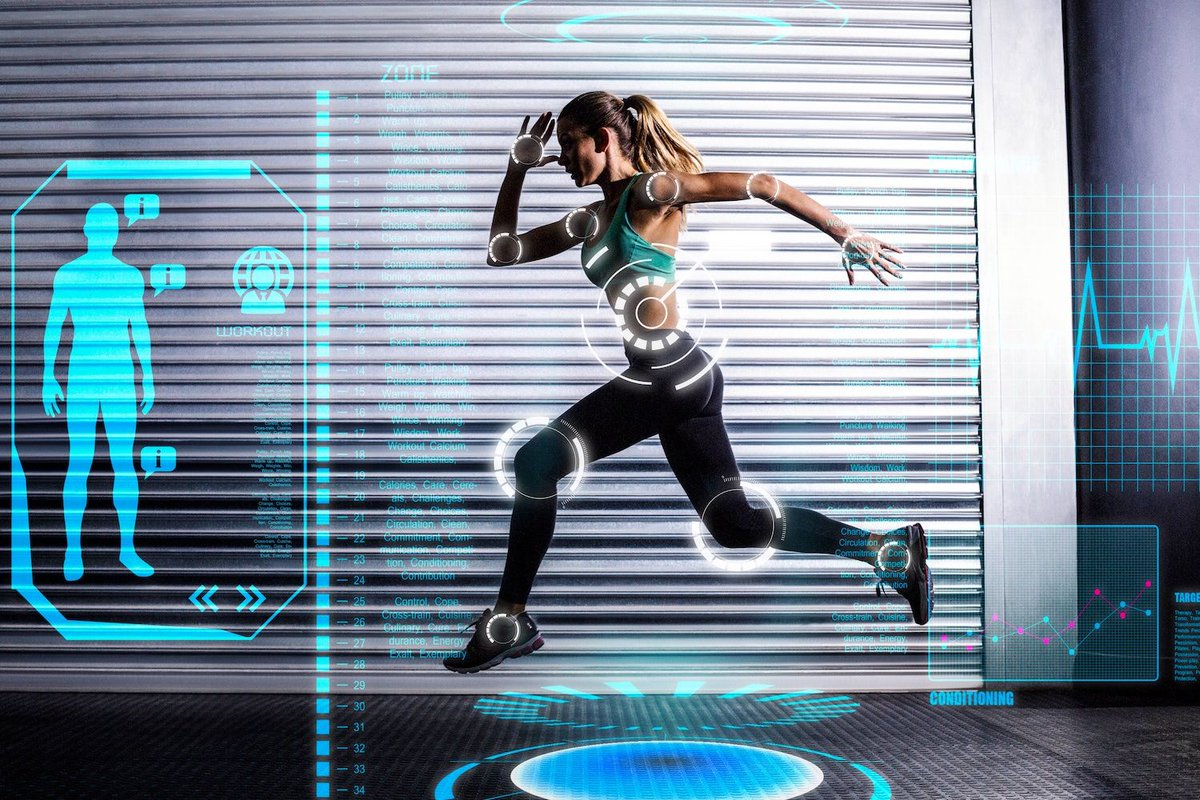 10 technologies that can improve your fitness levels and change your body. Technology now can help you lose body fat, get fitter, and stronger.  By @adrianafitnall  #Fitness #Technology #Weightloss