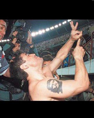 Así de clarito. #CopaDiegoMaradona #Boca