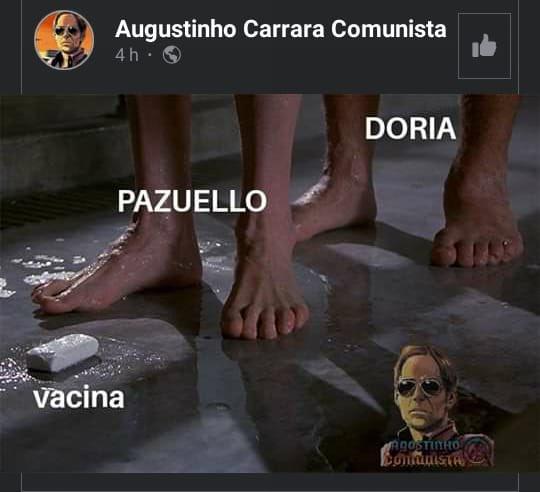 Vergonha, Pazuello.  #VacinaEImpeachmentJa