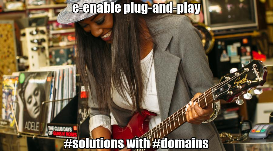 e-enable plug-and-play #solutions with #domains  💰 #biden #trump Buy #domain