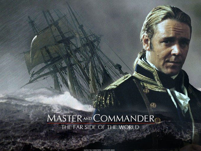 If You Don't Like 2003's Master and Commander, That's On You, Says Its Star Russell Crowe Photo