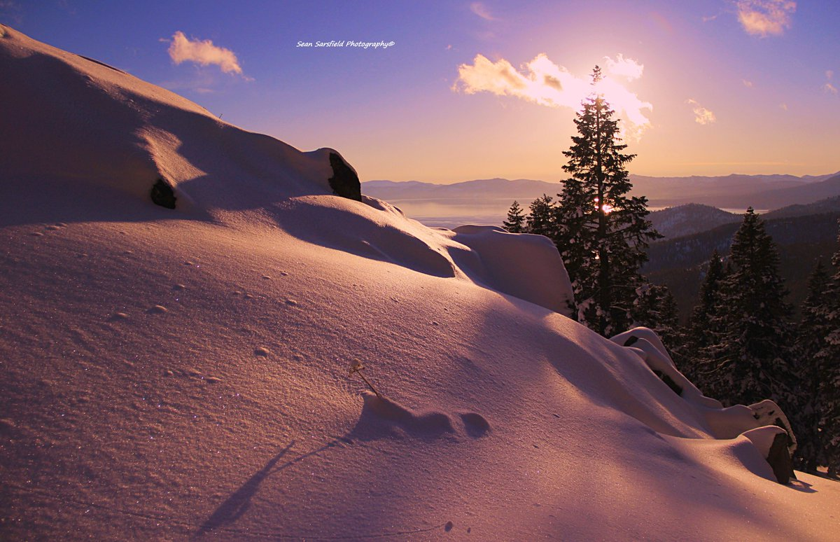 Back Country Bliss  Enter The Lake Tahoe Gallery  Art for sale    #Prints #Totes #Puzzles #Sweatshirts & much more #Sierra #Travel #Snow #Sunset  #LandscapePhotography #VisualArt #Nature  #Wild #Outdoors #Church #LandscapePhotography #WaterProtector