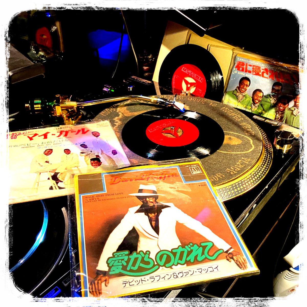 本日1月18日(月)は、故 Davis Ruffin さんのお誕生日ですが、お休みさせていただきます。 来月2月7日までは前日予約のない日は全て休業とさせていただきます。  Walk Away 〜    #DavisRuffin #Temptations #dopesoultraxx #koenji #dst #soulbar #hiphop #reggae #dance