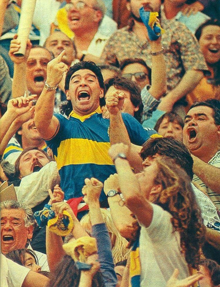Dale campeón Diegooooo #CopaDiegoMaradona #SeQuedaEnCasa #bocacampeon