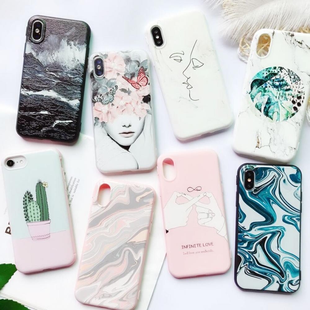 #iphone #iphoneonly #iphonesia #iphoneography Soft Patterned Phone Case for iPhone