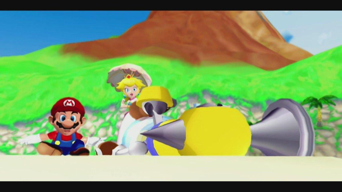 FLUDD DIES??? #SuperMario3DAllStars #NintendoSwitch