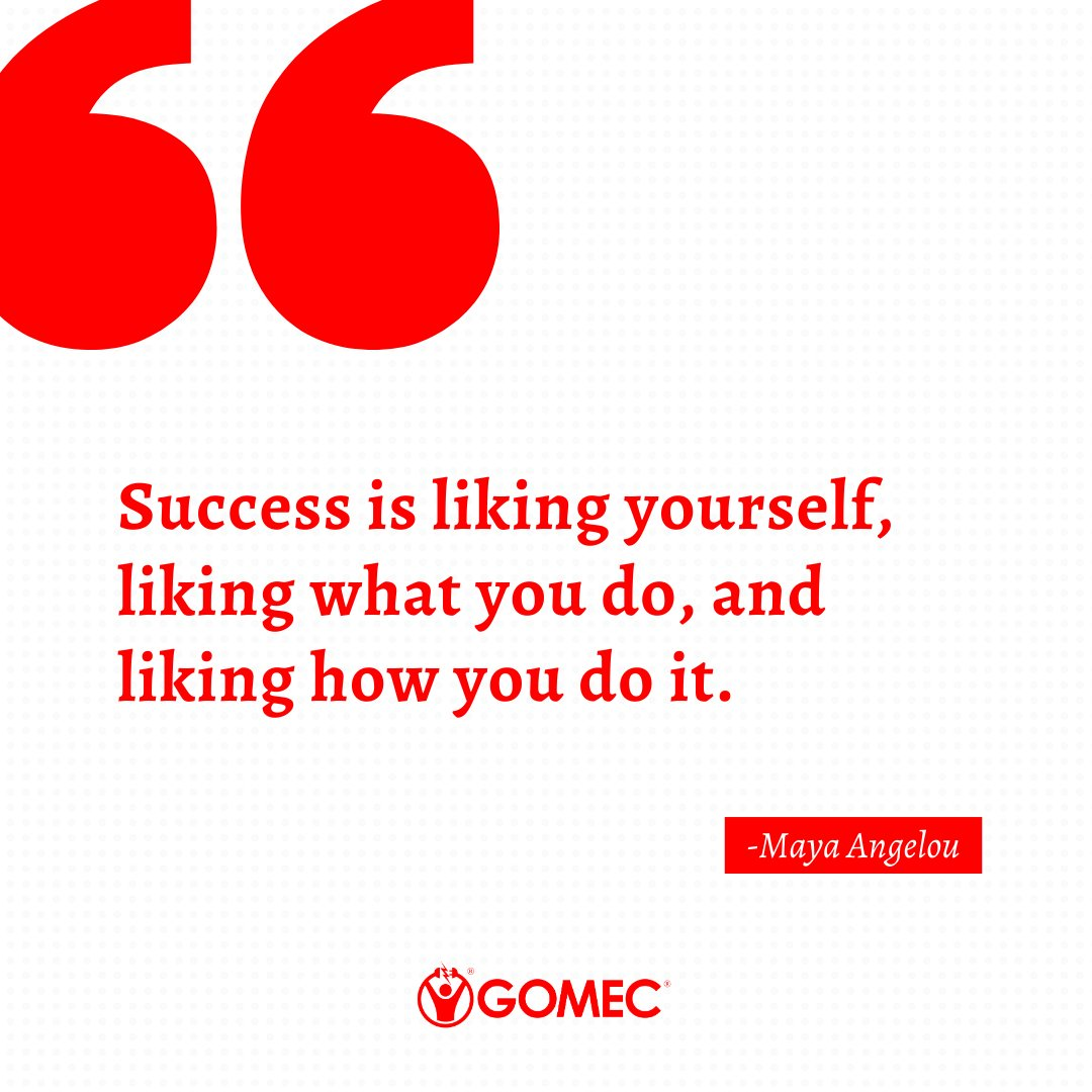 Do what you love, and you'll get what you aim for!!  #Gomec #GomecElectricals #MondayThoughts #SuccessQuotes #Success #BusinessQuotes #Motivation #Business
