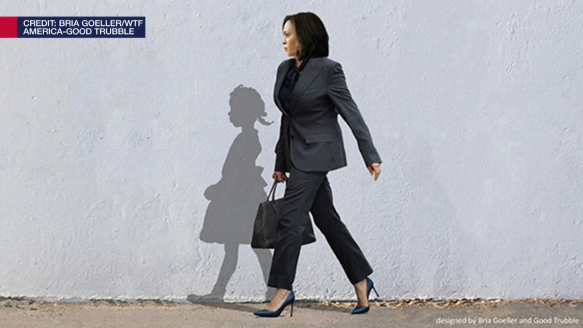 Ruby Bridges was six years old when she was the first Black student at her New Orleans elementary school. She tells @Lawrence that the inauguration of Vice President-elect Kamala Harris has renewed hope and faith in the U.S.
