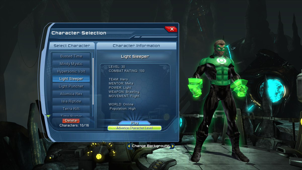 The worst part about getting a free CR advance in @DCUO  is trying to decide which character should get it. Happy #10thAnniversary!